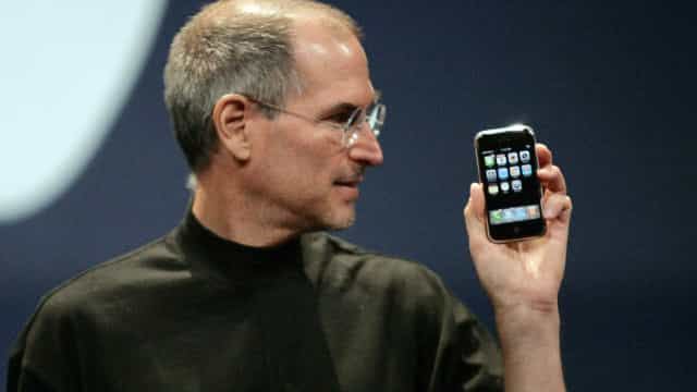 Steve Jobs queria um iPhone diferente mas ideia ficou pelo caminho