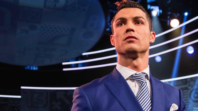 Ronaldo deixa mensagem às vítimas do sismo no México