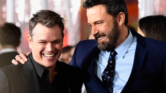 Ben Affleck sofreu (muito) com a morte do pai de Matt Damon