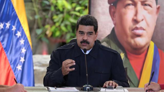 """Maduro quer convocar """"cimeira mundial de solidariedade"""""""