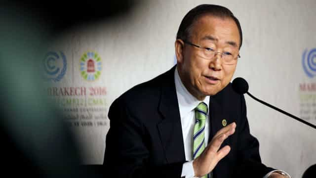 """Mundo chegou a um """"ponto sem retorno"""" nas alterações climáticas"""