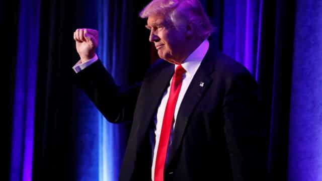 Ameaça de Trump: EUA podem deixar de negociar com Reino Unido