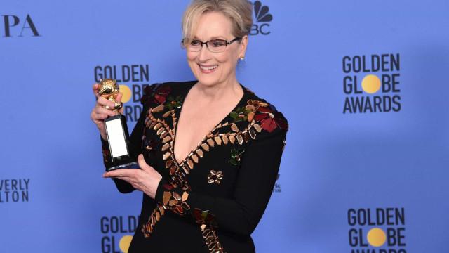 Globos com cores: Atrizes contrariam Streep e dizem não ao preto na gala