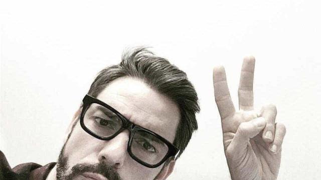 """Cláudio Ramos recupera Instagram. """"Obrigado a todos. De coração"""""""