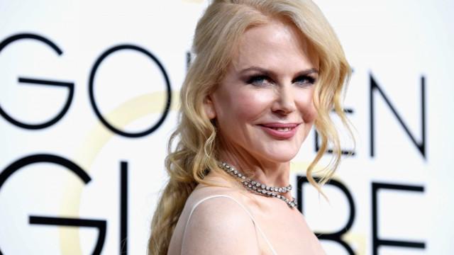 Ofendida com pergunta, Nicole Kidman vira costas a jornalistas