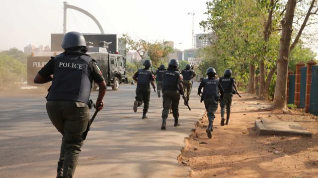 Engenheiro português raptado na Nigéria na sequência de tiroteio