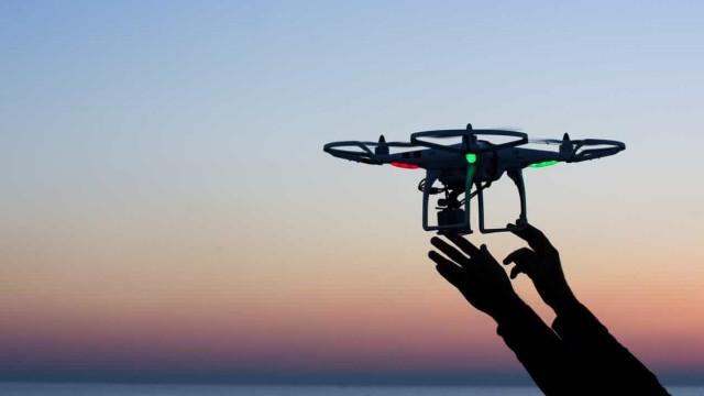 Polícia de Londres já usou drones para procurar pessoas desaparecidas