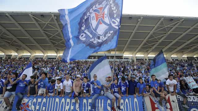 Belenenses vence em Santa Maria da Feira e sobe a sexto na I Liga