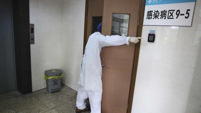 Sobe para vinte número de infetados com antraz no noroeste da China