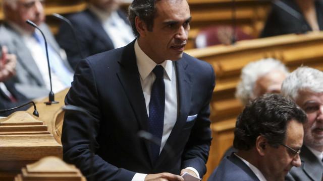 PSD faz questões técnicas a deputado escolhido para ERSE e é criticado