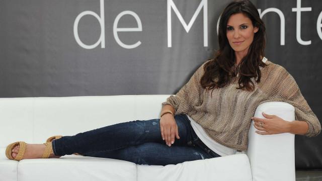 Daniela Ruah partilha momento divertido entre gravações da série