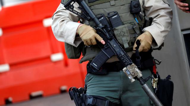 Suspeito do ataque em Nova Iorque acusado de terrorismo