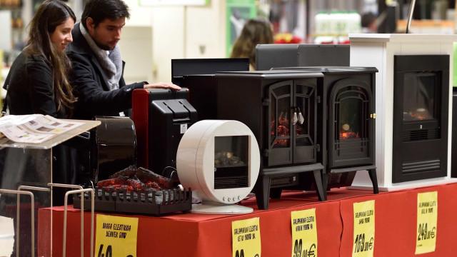 ZERO destaca que aquecedores elétricos e a gás são agora mais eficientes