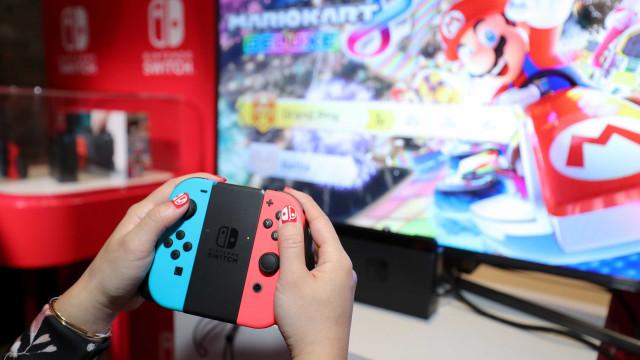Nintendo acusada de ter plagiado a Switch