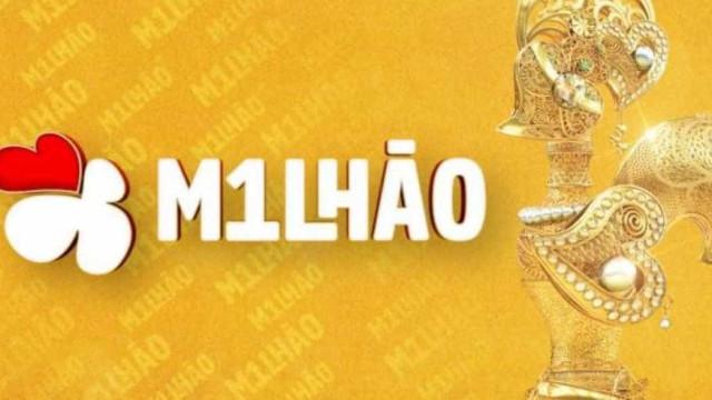 M1lhão: Combinação vencedora do concurso