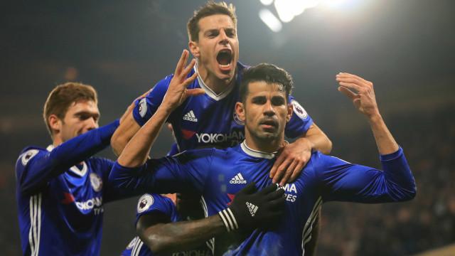 """""""Não sou criminoso"""", diz Diego Costa, que revela chamada de... Mourinho"""