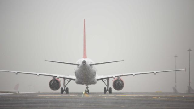 Avião privado turco despenhou-se no sul do Irão