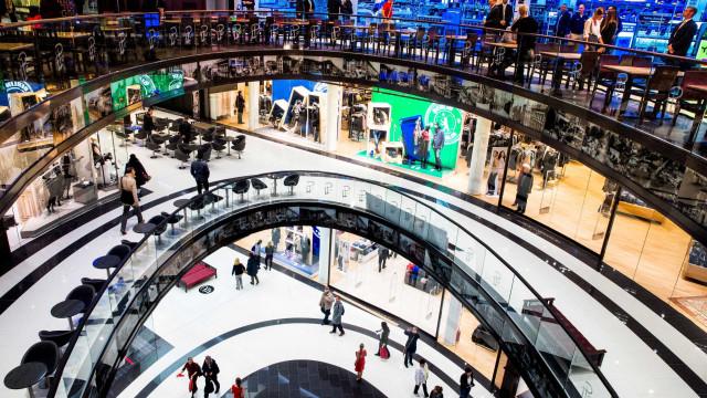 Confiança dos consumidores em máximos e mais próxima da média europeia