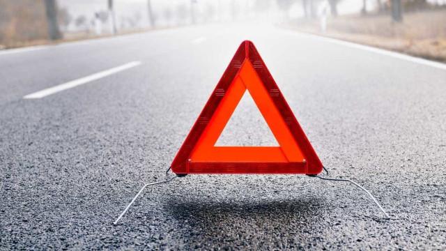 Colisão na A11, em Guimarães, faz nove feridos
