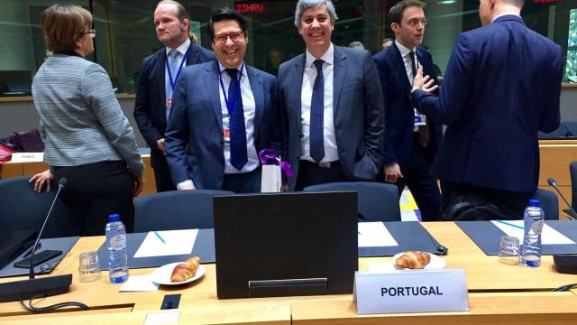 """Governo desvaloriza Dijsselbloem """"mais um mês ou dois"""" no Eurogrupo"""