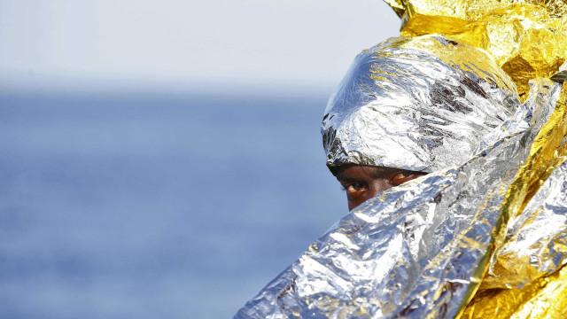GNR resgata 40 pessoas no mar Egeu