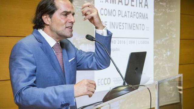"""Albuquerque: Declaração de Costa sobre défice da Madeira foi """"lamentável"""""""