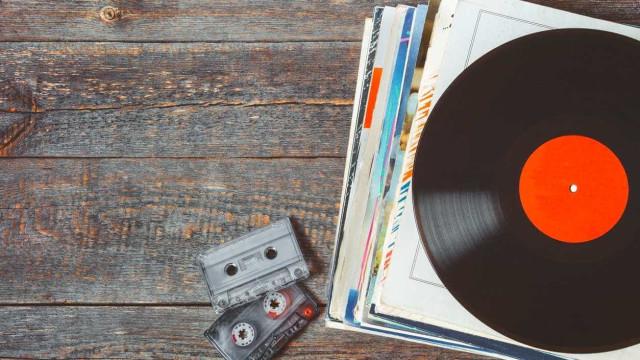 """Amantes de música, esta é para vocês. Vem aí o """"vinil de alta definição"""""""