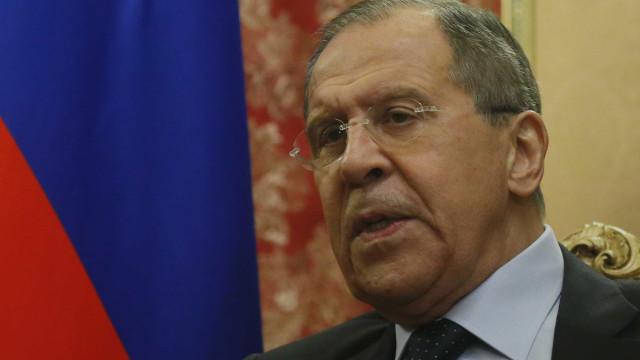 """Sergei Lavrov acusa Washington de tentativa de """"golpe de Estado"""""""