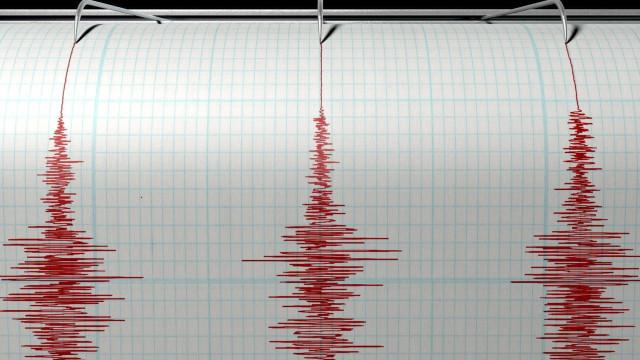 Sismo com magnitude de 3,8 sentido na ilha do Faial