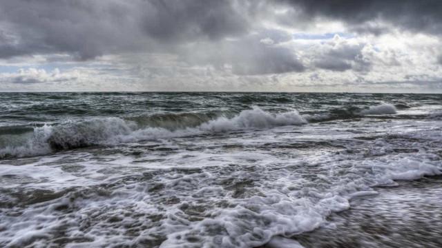 Marinha alerta para consequências do agravamento do estado do mar
