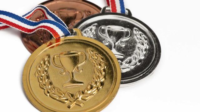 Japão no bom caminho para ter medalhas olímpicas 'sustentáveis'