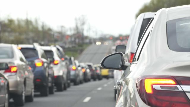 Estrada A29 reaberta nove horas depois de ter sido cortada em Gaia