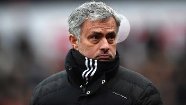 José Mourinho assinala aniversário do filho