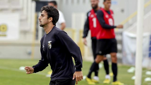"""""""Merecia uma oportunidade maior no Benfica. Mas é o clube do meu coração"""""""