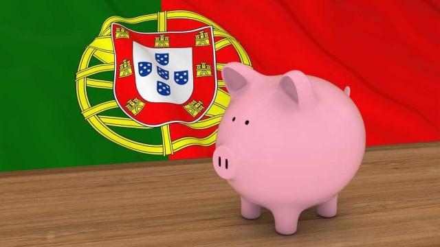Mais de 2,3 milhões de portugueses têm conta poupança