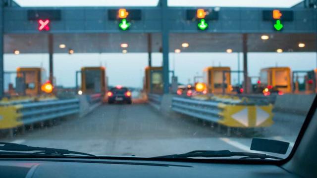 Portagens: Mudança de classificação de veículos em vigor a 1 de janeiro