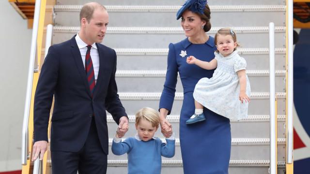 Kate Middleton e William já escolheram o nome do terceiro filho