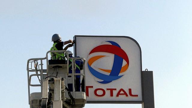 Petrolífera Total abandona projetos no Irão