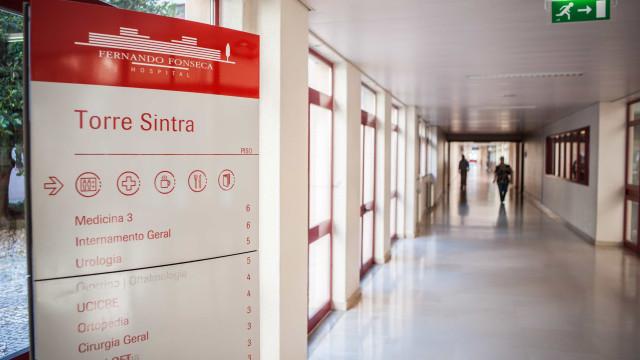 Garcia da Orta e Amadora-Sintra entre hospitais que terão gestão autónoma