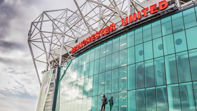 """""""Misterioso"""" investidor chinês de olhos postos no Manchester United"""