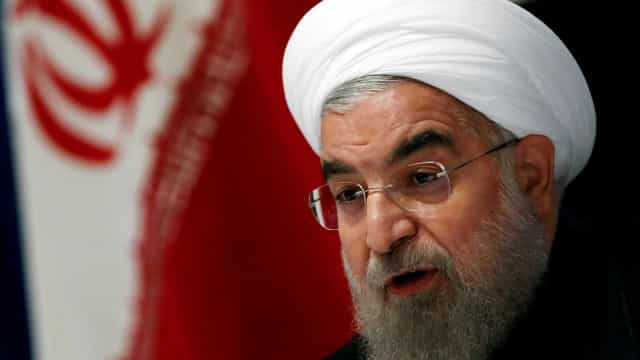 Hassan Rohani diz que EUA não podem decidir pelo Irão nem pelo mundo