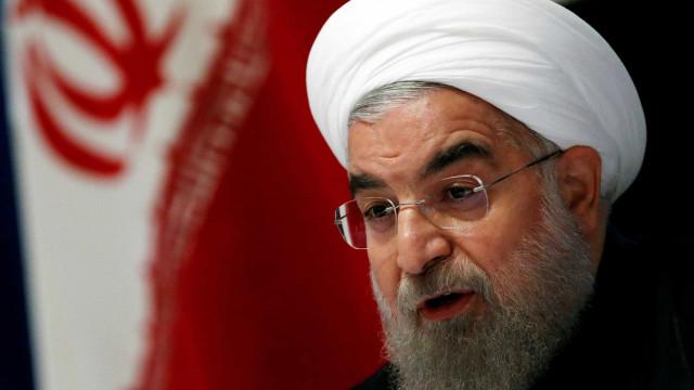 """Conflito com o Irão será a """"mãe de todas as guerras"""", avisa presidente"""