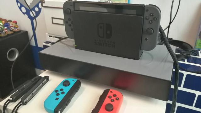 Nintendo Switch ultrapassou vendas da PlayStation 2 no Japão