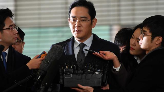 Ministério Público pede 12 anos de prisão para herdeiro da Samsung