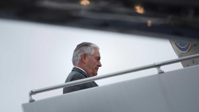 EUA vão responder até setembro à decisão russa de reduzir diplomatas