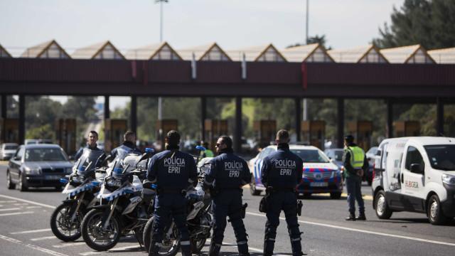 Páscoa nas estradas: Os balanços da PSP e da GNR