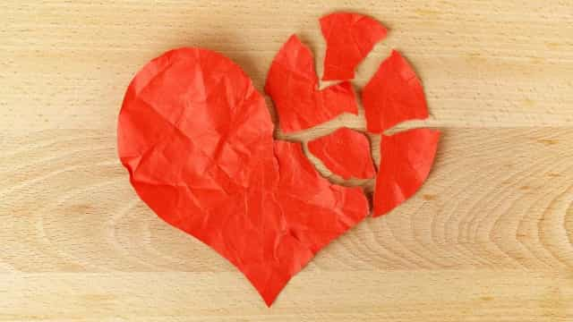 Amor na adolescência. As consequências de um 'coração partido'