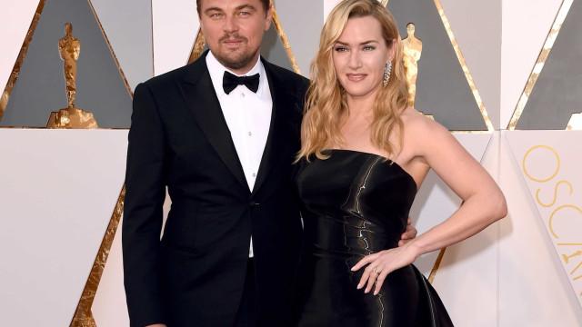 Já imaginou jantar com DiCaprio e Kate Winslet? É possível