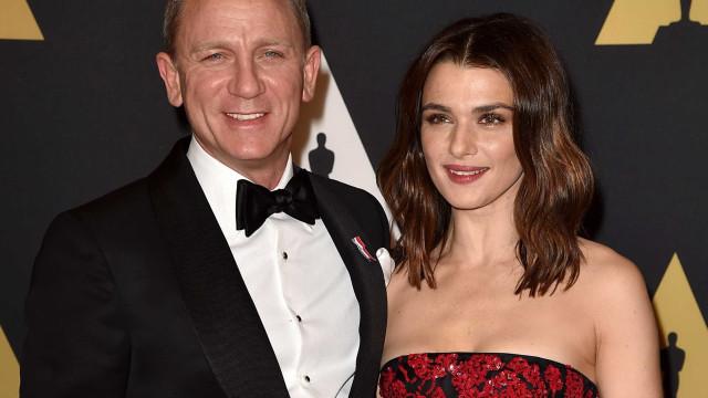 Nasceu a filha de Rachel Weisz e Daniel Craig. Atriz foi mãe aos 48 anos