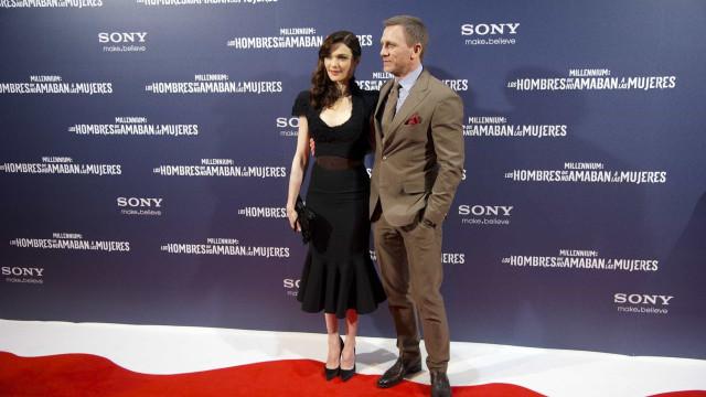 Rachel Weisz e Daniel Craig vão ser pais do primeiro filho em comum